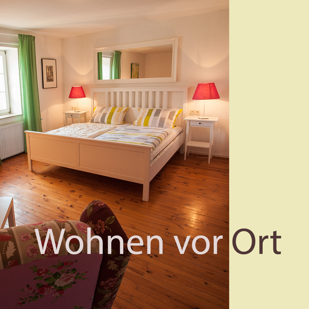Apartments Wohnen in der Bosener Mühle